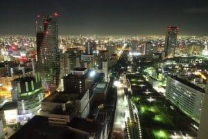 名古屋マリオット_夜景