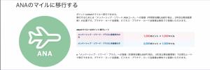 アメックス_ANAマイル_交換プログラム