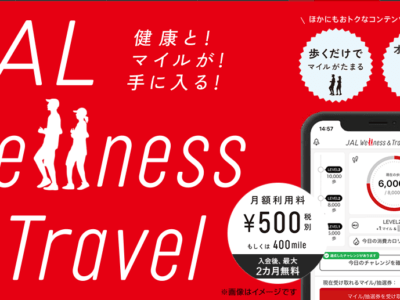 JAL Wellness&Travel